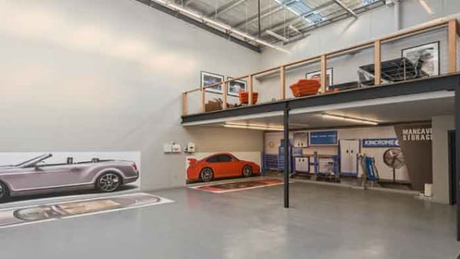 Mancaves in outer Melbourne coming to market