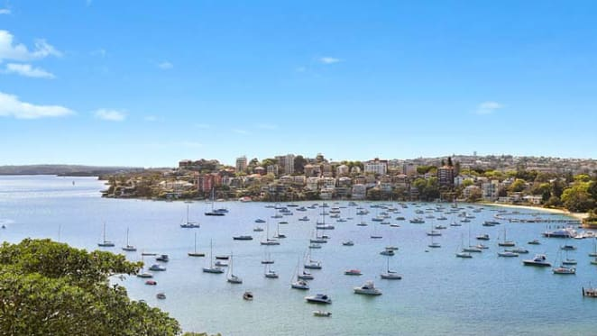 Director Julian Smith lists Darling Point sub-penthouse