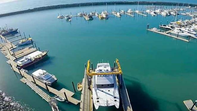 Port Binnli Group's 479-berth Mackay Marina listed