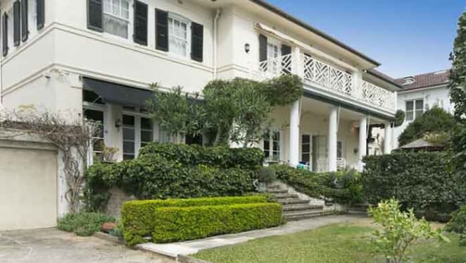 Poolside Edgecliff townhouse offering