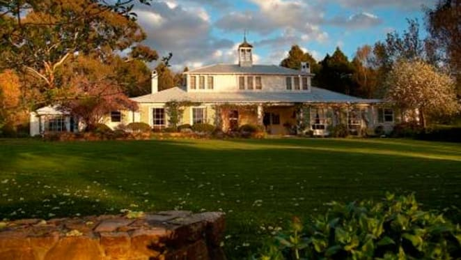 Historic NSW country farm Markdale sold by Ashton family