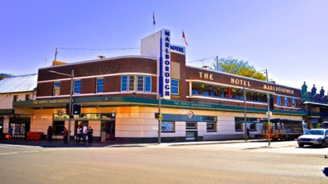 Riversdale's largest Sydney hotel, The Marly, listed for sale