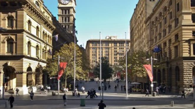 ANZ opens flagship branch in Sydney's Martin Place