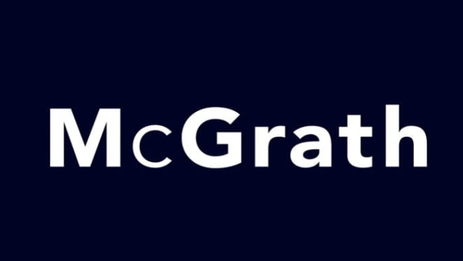 """McGrath revenue up 15 per cent, with """"business turnaround expected to continue"""""""