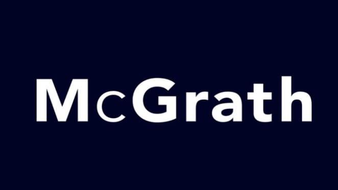 John McGrath's senior marketing executive hired by McGrath's brother