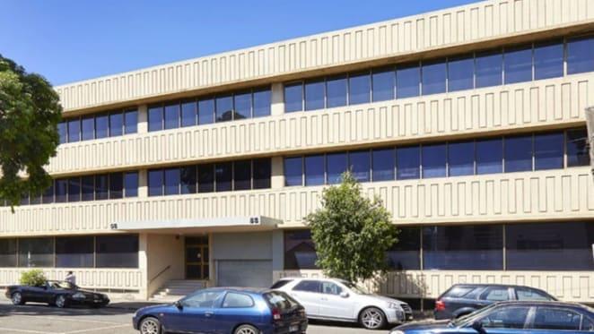 West Melbourne office building fetches $6.8 million at auction