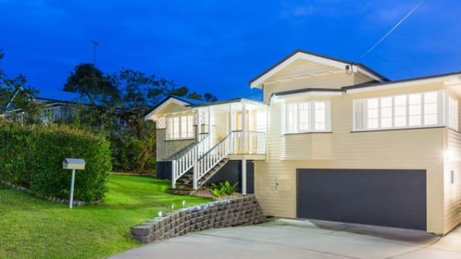Weekend Indooroopilly sale Queensland's most expensive