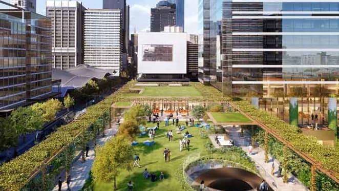 $2 billion Melbourne Quarter project gets planning approval