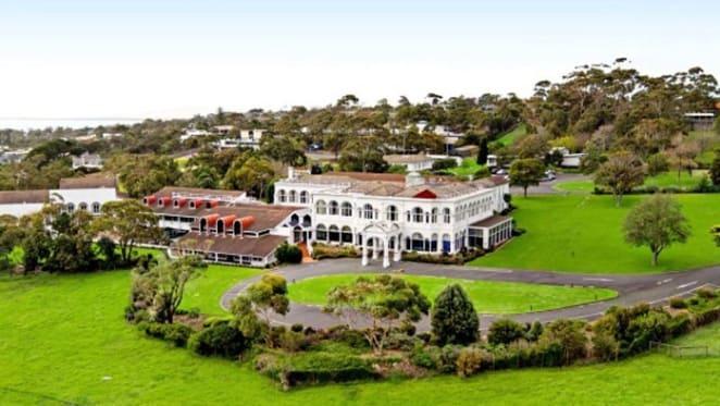 Melbourne Business School Mt Eliza campus for sale