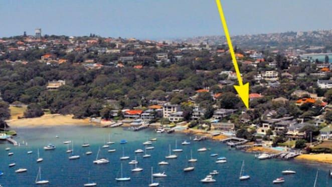Menulog's Leon Kamenev secures $80 million Vaucluse harbourfront compound
