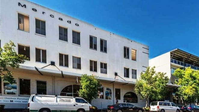 Fortitude Valley one bedder SQM's latest distressed property