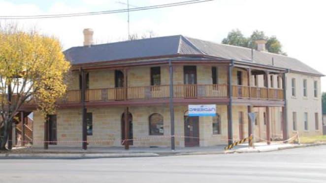 Fitzroy Hotel, Merriwa listed