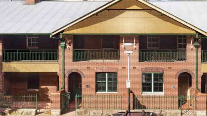 Seven properties at Millers Point for auction