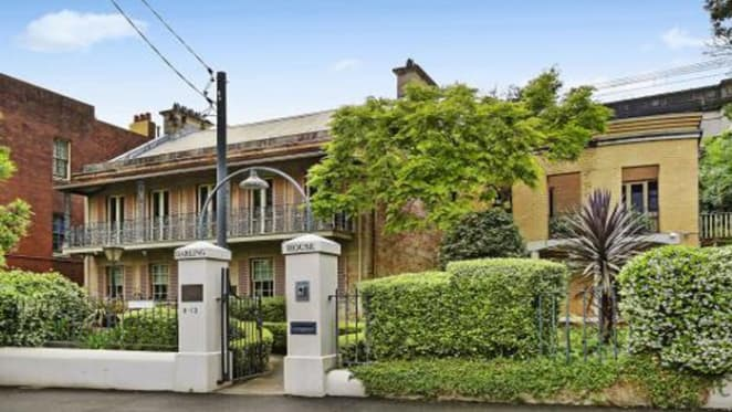 Shane Moran to open Millers Point aged care home