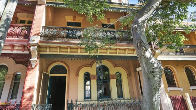 10 terrace properties in Millers Point sold