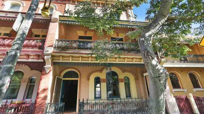 Government Property NSW list 10 more Millers Point terraces