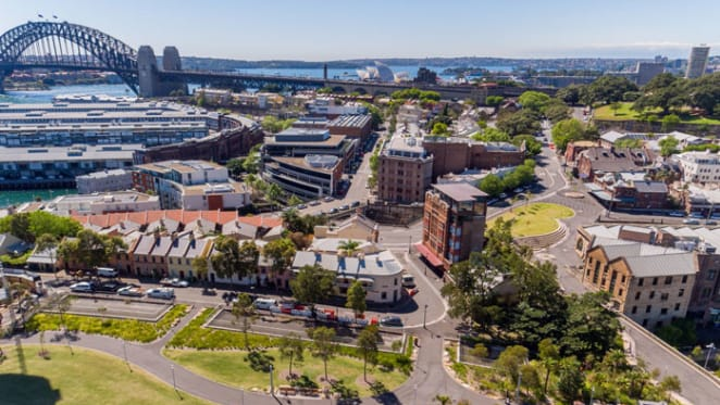 Millers Point delivers $35 million in one day