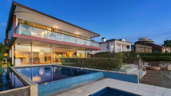 Misho and Associates trophy home on Rose Bay sells at $14,875,000