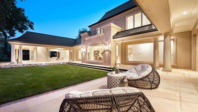 Monomeath Avenue, Canterbury's new $12.08 million record European chateau sale