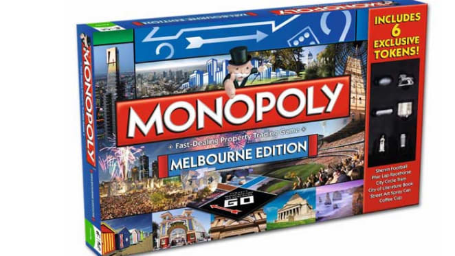 How to buy for real on the Melbourne Monopoly property board