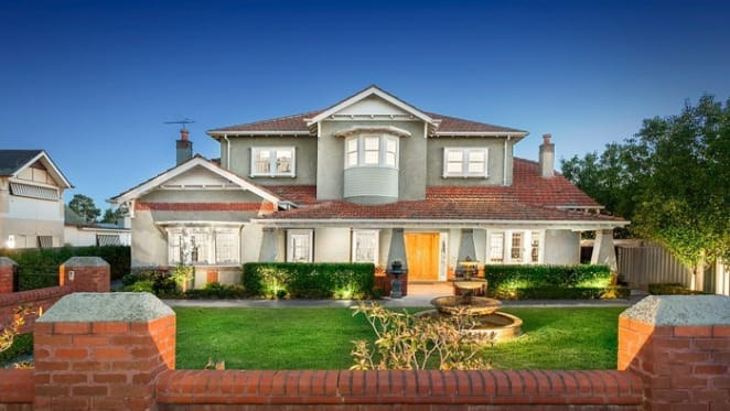Triple fronted Moonee Ponds California bungalow offering