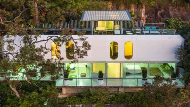 Fibreglass Collins House sold in Mosman
