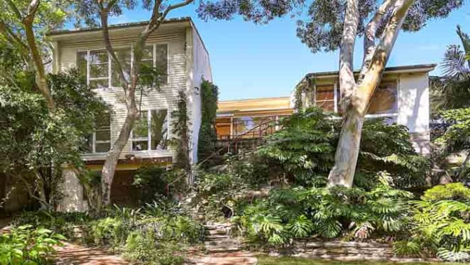 Mosman home of late historian Barbara Thiering listed