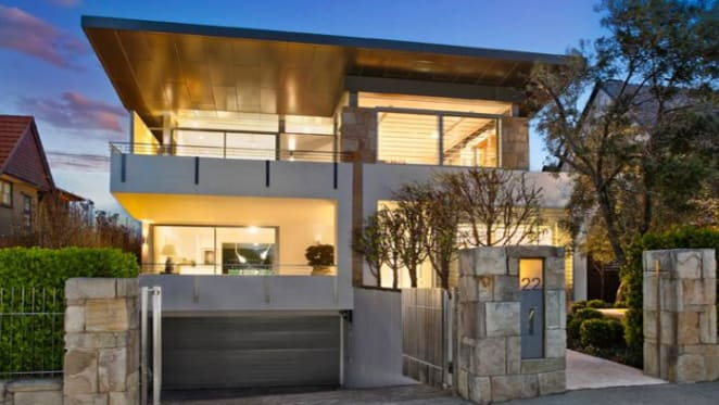 Fund manager boss in costly $1.3 million Mosman buyback
