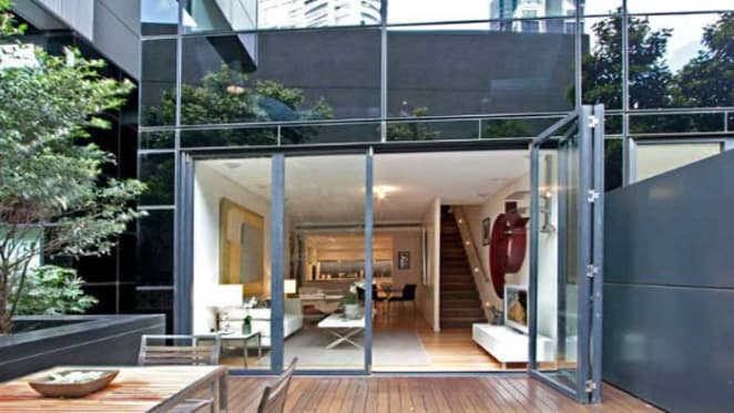 Sydney CBD apartment of Tara Moss under contract