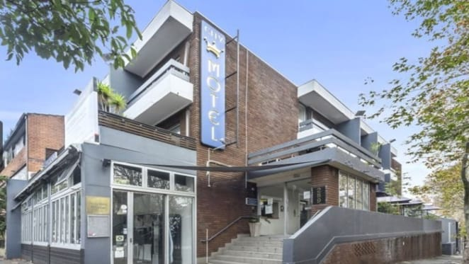 Crown Street, Surry Hills motel sells at $314,000 a room