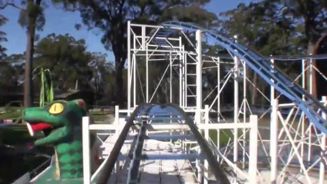 Magic Mountain, Merimbula theme park listed