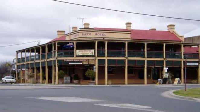 Mudgee's Lawson Park Hotel sold