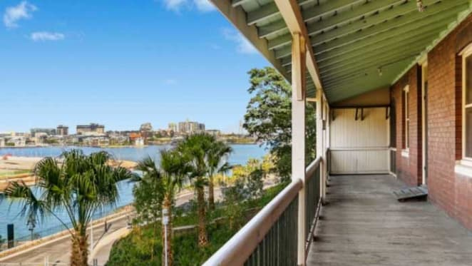 NSW government raises $5.5 million through Millers Point property auction; eight more up for bidding