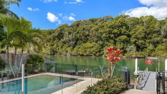 Tennis ace Thomas Muster buys adjoining Noosa riverfronts