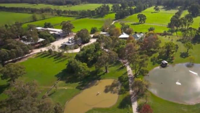 Morningside, Nagambie thoroughbred stud and wagyu farm relisted