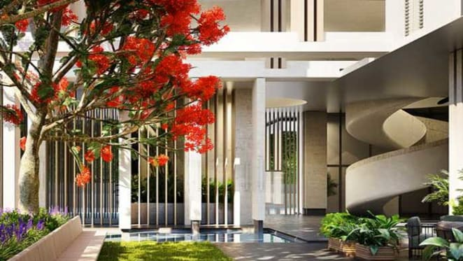 Romeciti has launched its 357-apartment Natura project in Macquarie Park