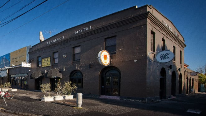 North Fitzroy's Terminus Hotel gastro pub leasehold for sale