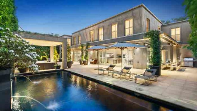 Retired ANZ banker Mike Smith lists Toorak home