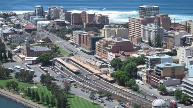 Where is Australia's next major city? Jo Chivers
