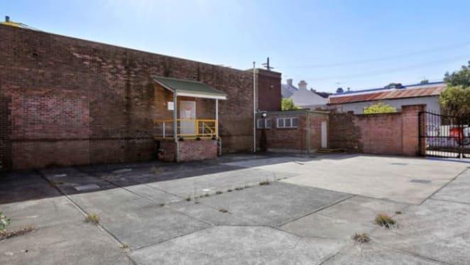 Newtown development site offering