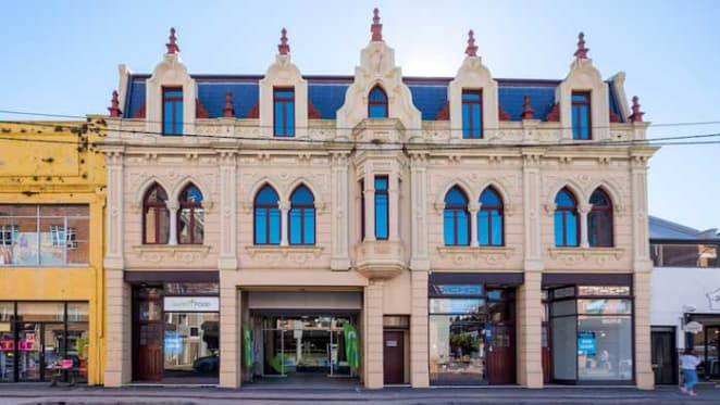 The Trocadero historic trophy heritage building for sale in Newtown