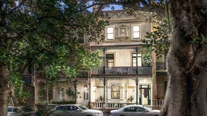 Four bedroom Newtown terrace sold