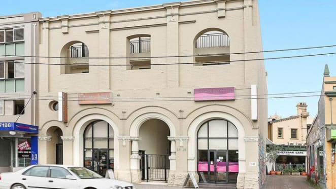 $450,000 Newtown studio the weekend's cheapest Sydney sale