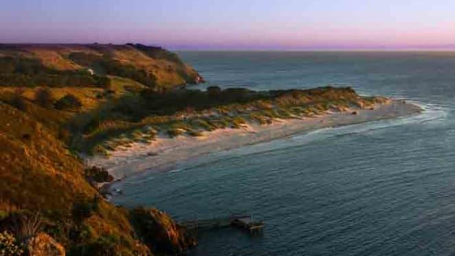 Ninth Island, Tasmania sold