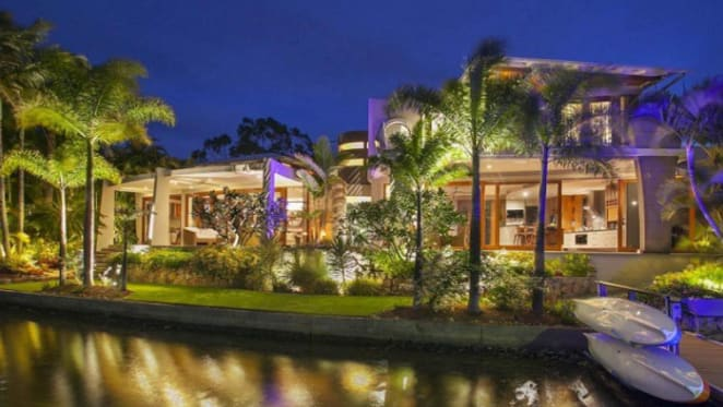 Paul Clout designed Noosa Waters home sold