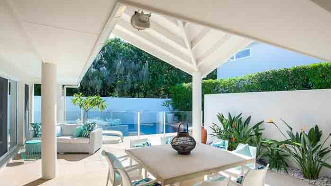 Single level Noosa trophy home listed