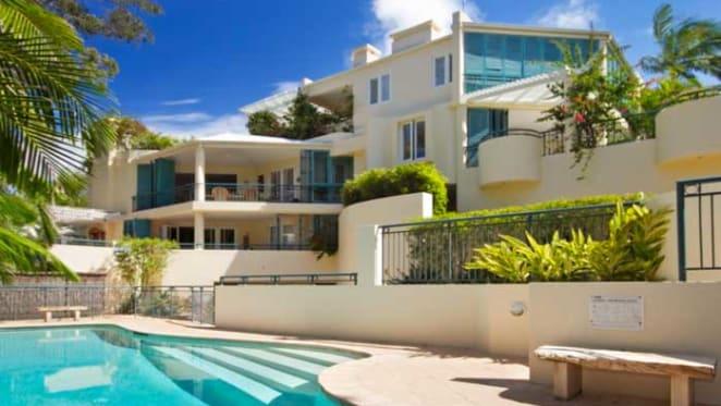 Veteran adman Alex Hamill lists Villa Nette, Noosa apartment