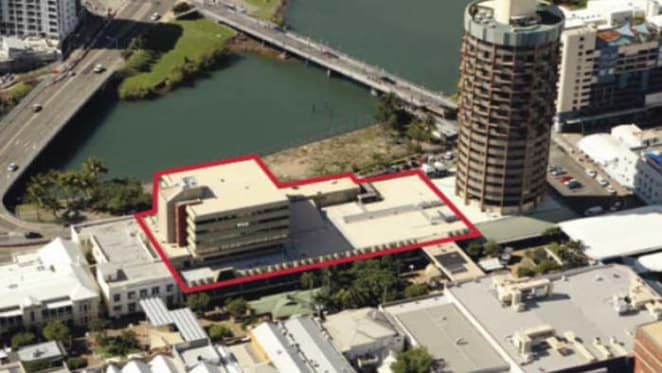 Core Townsville CBD asset listed for sale by receivers