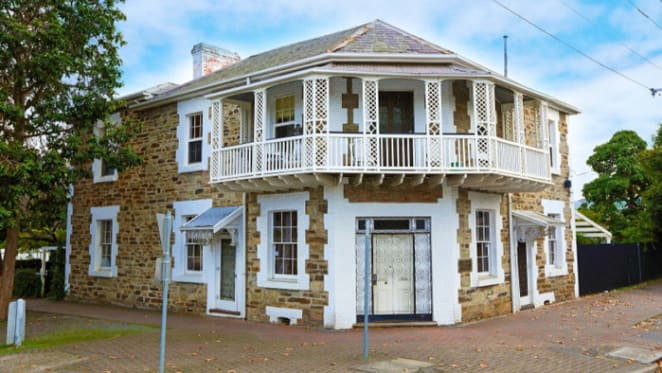 1858 Norwood converted hotel listed