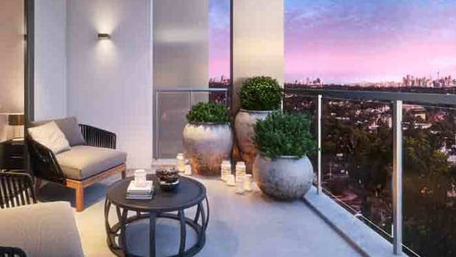 Centrale apartments in Sydney's North Ryde popular with investors